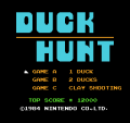 Duck Hunt Titlescreen.png